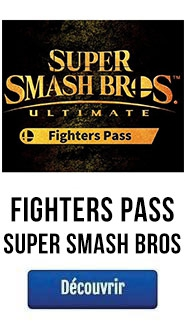 Fighters Pass Super Smash Bros Ultimate